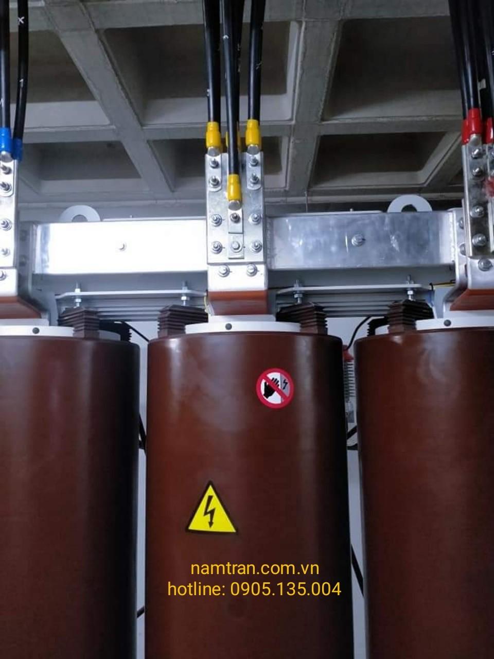 Máy biến áp khô 2000kVA
